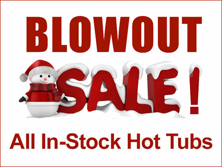 Hot Spring Hot Tub Sale